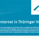 Schnelles Internet in Thüringen